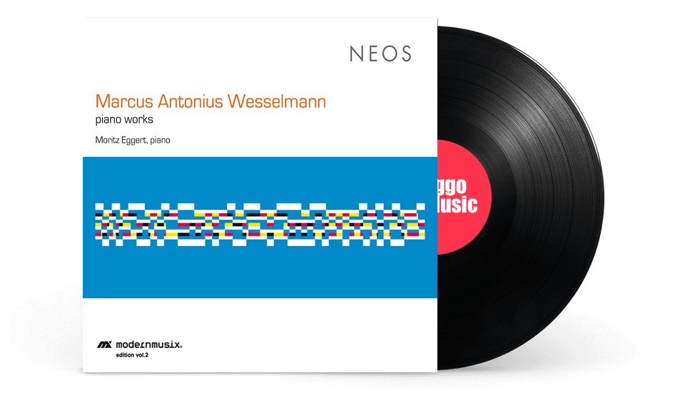 Piano Works by Marcus Antonius Wesselmann