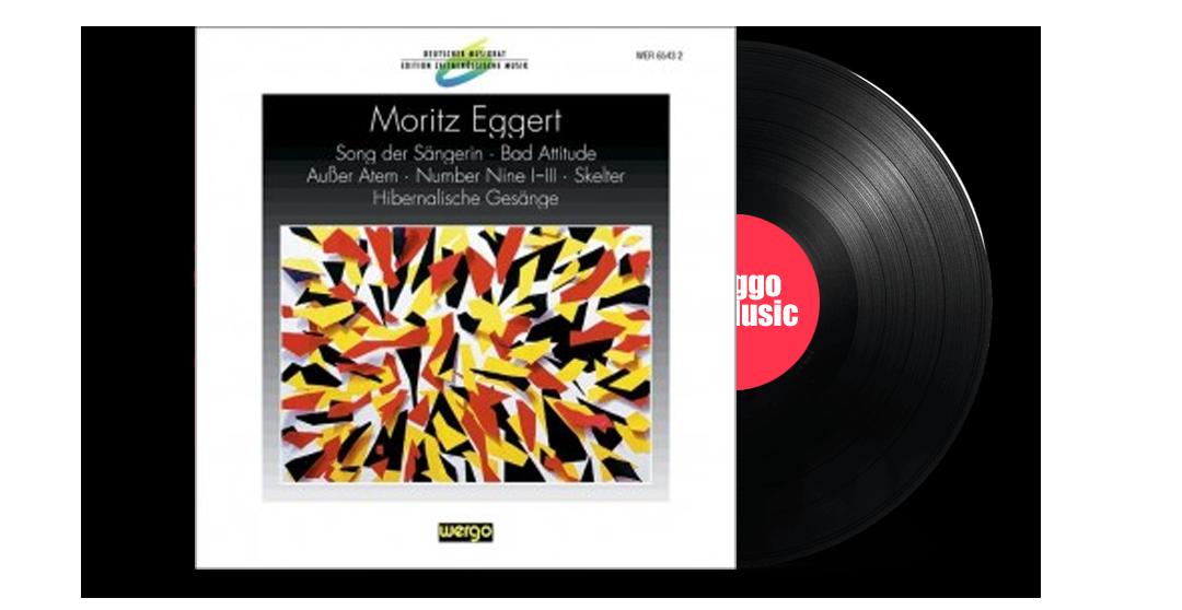 Porträt-CD Moritz Eggert